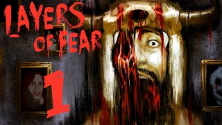 видео Прохождение Layers of Fear