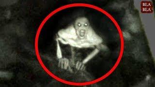 5 مخلوقات مرعبة صورتها الكاميرا صدفة !!