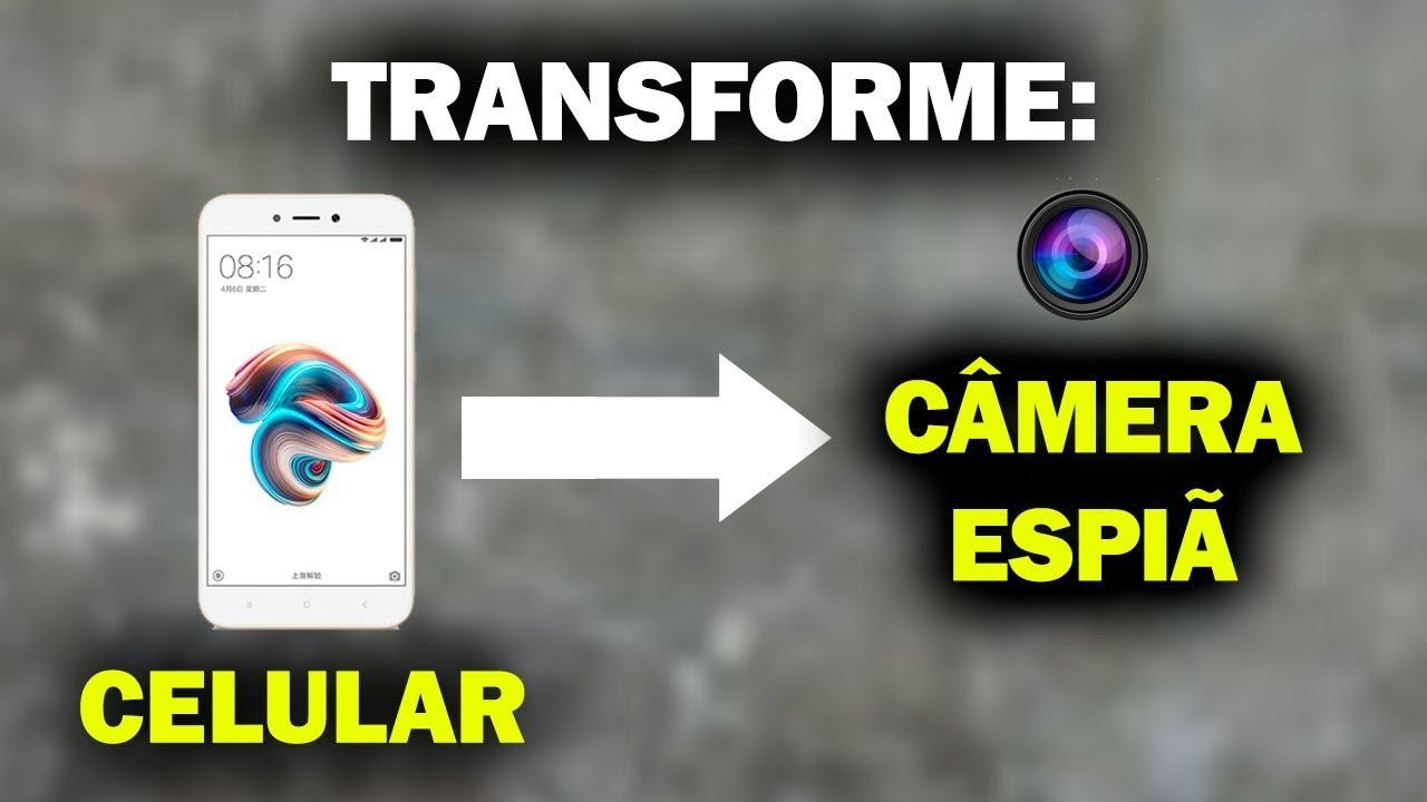 application iphone 6 Plus camera espion