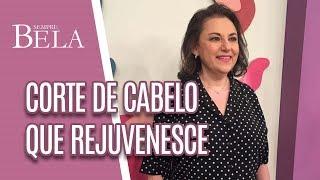 Corte de cabelo que rejuvenesce - Sempre Bela (08/07/2018)