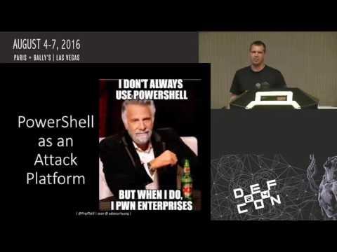 DEF CON 24 - Sean Metcalf - Beyond the MCSE - Red Teaming Active Directory
