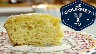 Greek Lemon Yoghurt Cake (yaourtopita) - Legourmettv