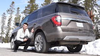 2018 Ford Expedition Limited: As Good as the Navigator? - TheDriveGuyde Review