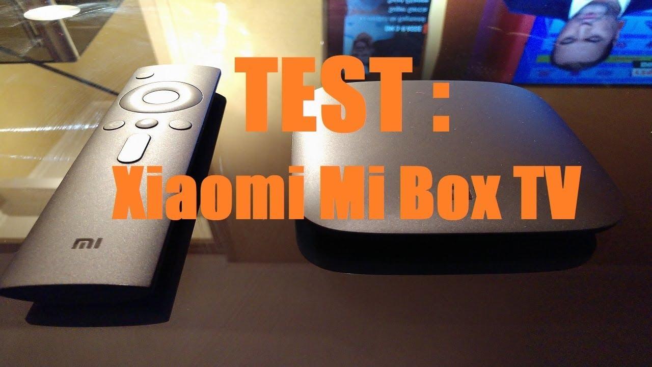 mi box tv 4k