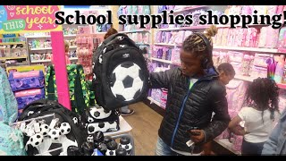 BACK TO SCHOOL SHOPPING PRIMARY SCHOOL SUPPLIES 2020THE CENTRE LIVINGSTON UK