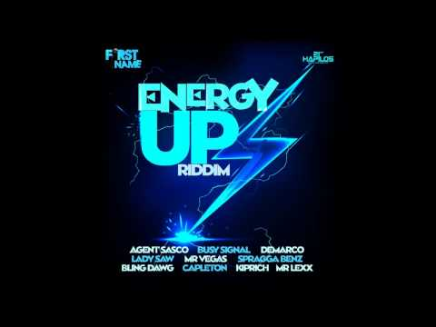 MR VEGAS - DEM LUV FI CHAT (ENERGY UP RIDDIM) [2014]