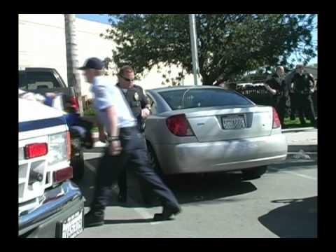 Fremont Bomb Scare, Post Office Stabbing