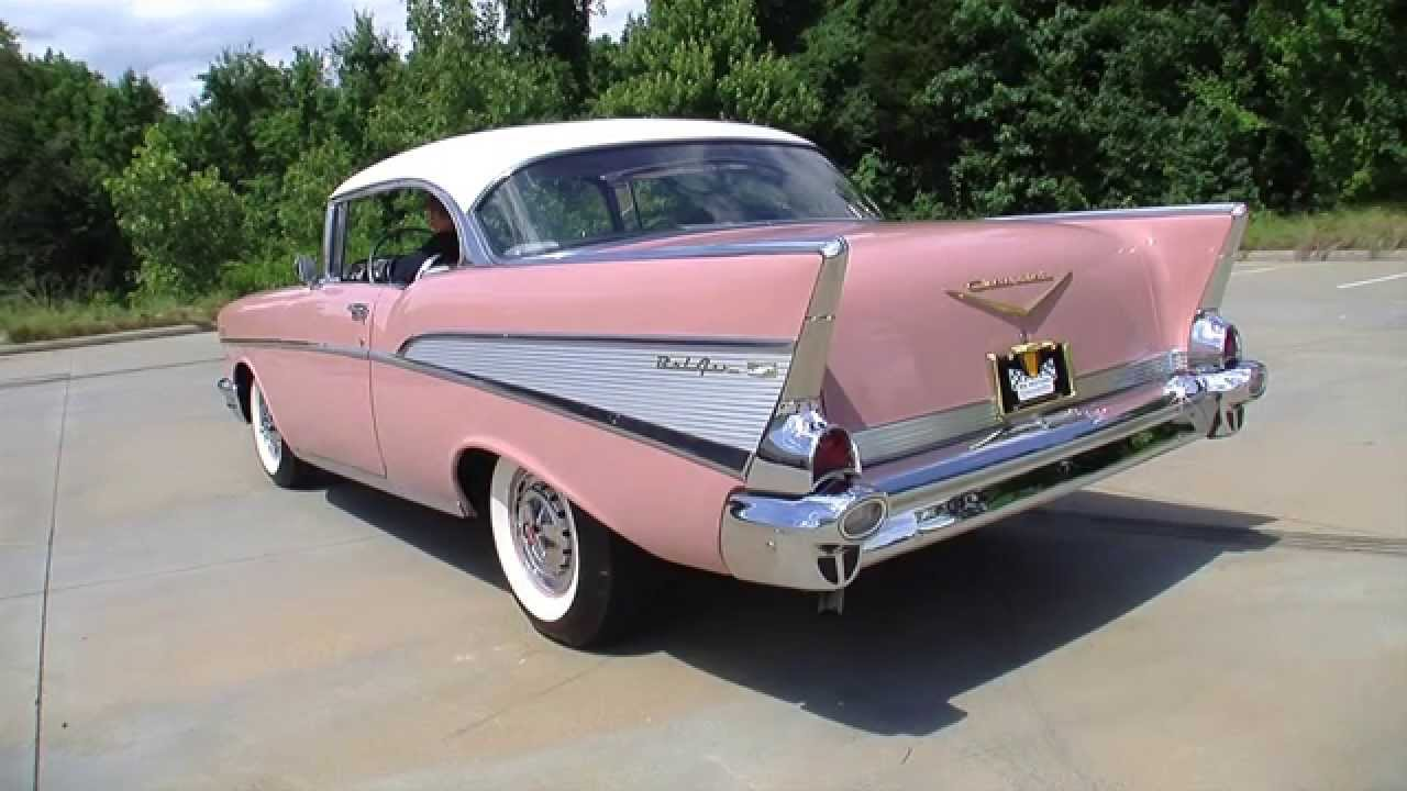 134723 / 1957 Chevrolet Bel Air - YouTube