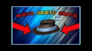 Argentina's new fedora at Roblox