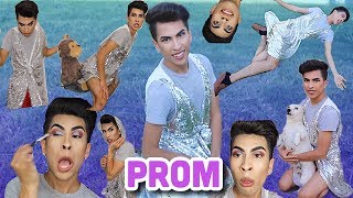 How To GET READY FOR PROM!!!...the right way...| Louie's Life