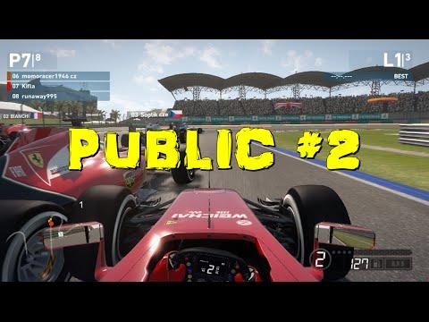 F1 2014 Public Races #2