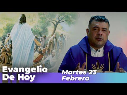 Evangelio De Hoy, Martes 23 De Febrero De 2021 - Cosmovision
