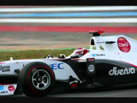 F1  Team radio Sauber kamui kobayashi