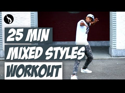 Dancefunfitness Workout - Pop Reggaeton Hip Hop Salsa Samba - MJ Anitta OMI Tropkillaz Will Smith