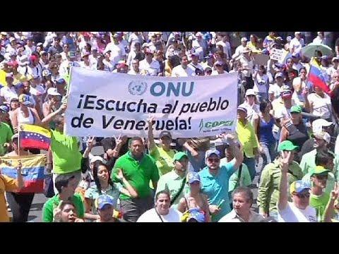 Venezuela divided on anniversary of Hugo Chavez's death