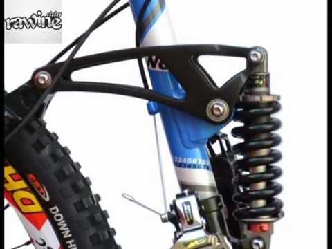 Bicicleta Totem Maniac Full Suspension Cicles Rawine