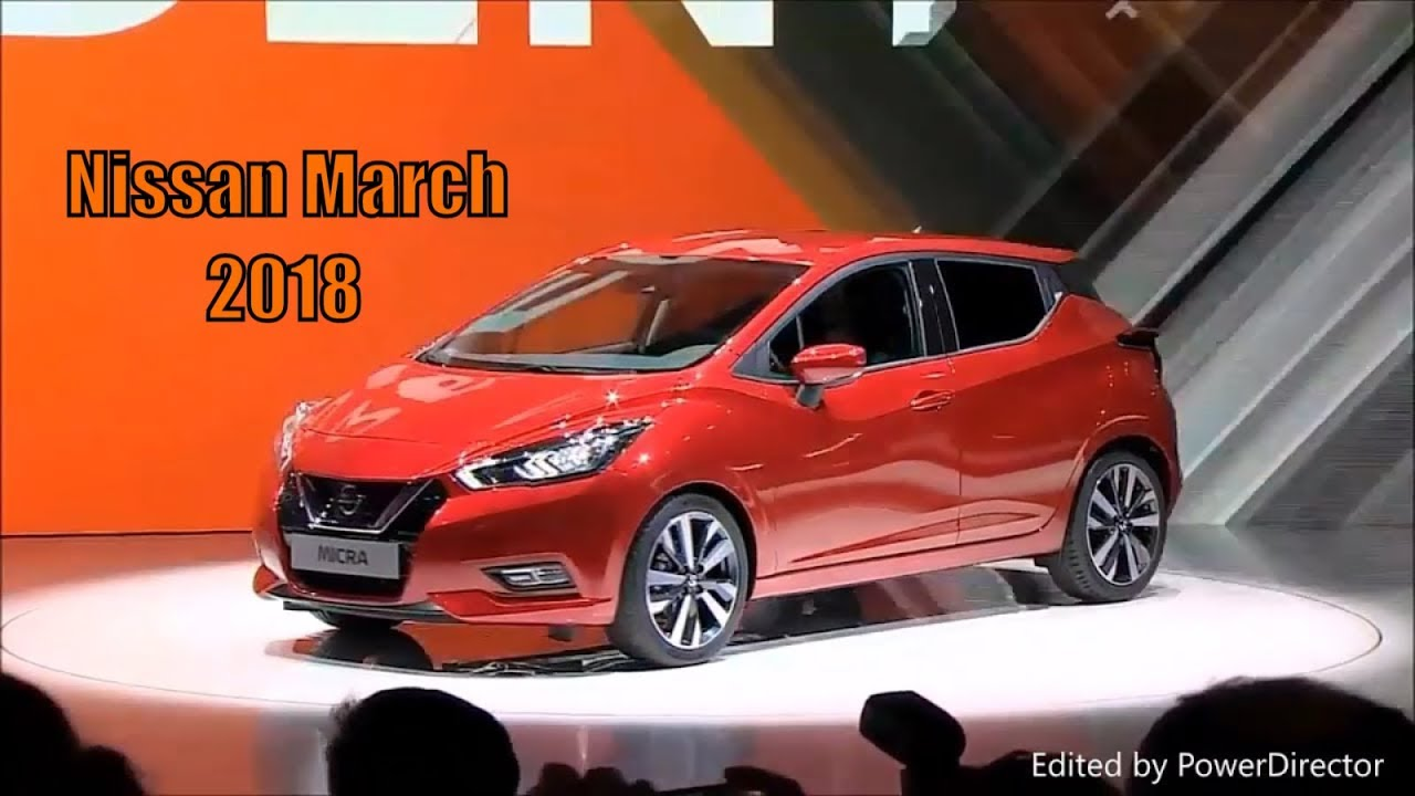March 2018 Nissan | Motavera.com