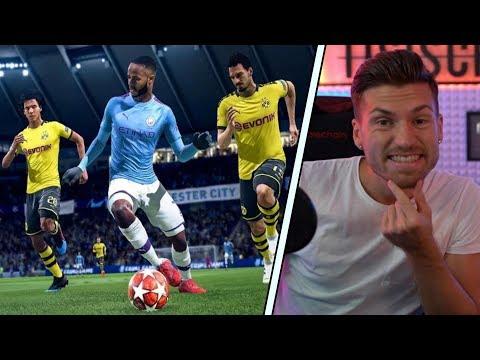 TELEFONAT mit E-SPORTLER WEGEN FIFA 20 SCHMUTZ GAMEPLAY!!!