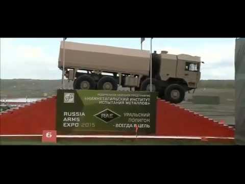 Russian Army Best 6x6 Trucks Kamaz & URAL Extreme Off-road