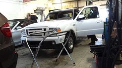 Windshield Install on Ford Ranger