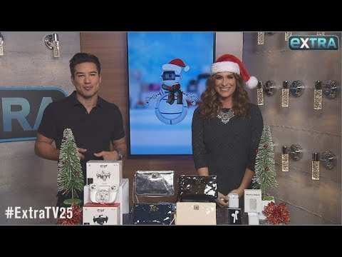 'Extra's' Cyber Monday Pop-Up Shop: Quadcopters, Charging Wristlets, and Bluetooth Earbuds