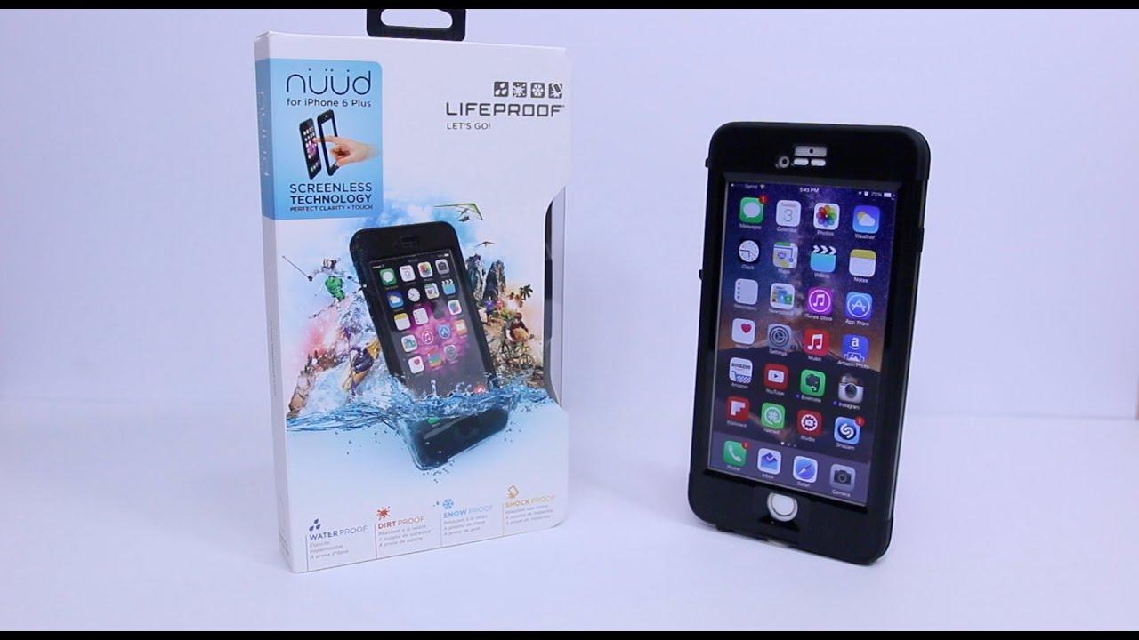 Lifeproof Nuud Iphone S Plus
