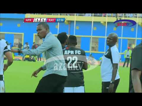 Heroism Football Tournament 2018 Day 3: APR FC 2 - 1 RAYON SPORTS (Goals)