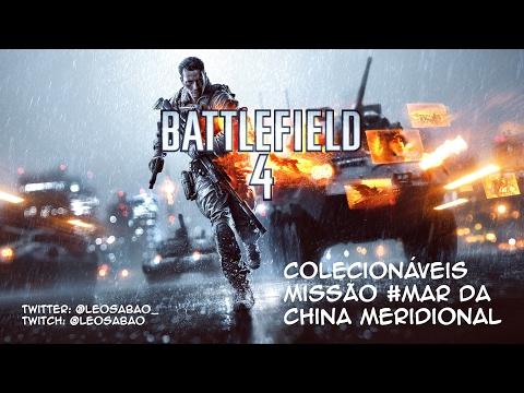 Battlefield 4: Colecionáveis Missão #Mar Da China Meridional