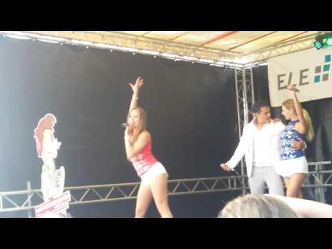 Hot Banditoz -Shake your Balla- 19.06.2016/ 14.Sicherheitstag Gelsenkirchen