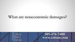 What are Noneconomic Damages? Injury Attorney Joe Kalbac Explains