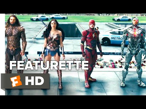 Justice League Featurette  The Team 2017  Movies Coming Soon