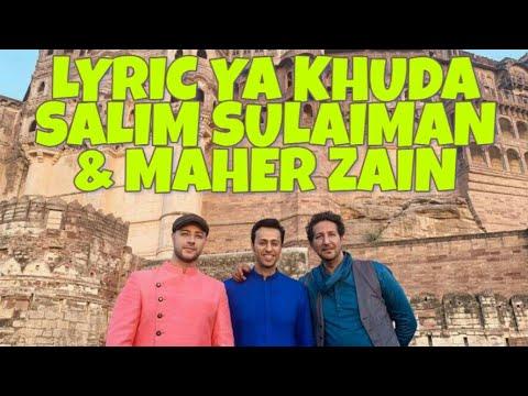 Download  s Ya Khuda - Maher Zain feat Salim Sulaiman  SUBTITLE INDONESIA  Gratis, download lagu terbaru