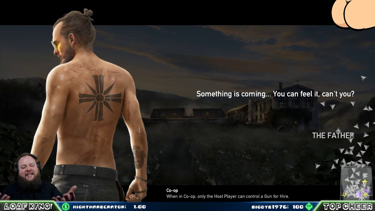 Far Cry 5 Co Op Campaign W Snake Fist Explosion Pt 8 Twitch Stream Youtube