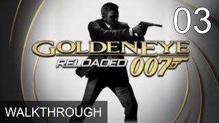 GoldenEye 007: Reloaded Walkthrough Part 3 Airfield Gameplay LetsPlay (1080p)