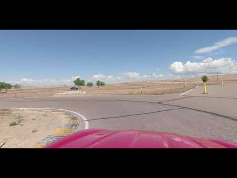 Grand Junction Motor Speedway- Fiat 124 Spider Abarth