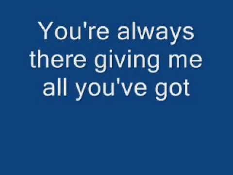 Christina Aguilera I Turn To You Lyrics