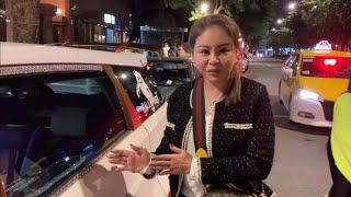 Lê Giang Trấn Thành Cùng Đồng Bọn Phát Hiện Siêu Xe Đính Toàn Kim Cương tại Đài Loan