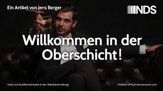 Willkommen in der Oberschicht! | Jens Berger | NachDenkSeiten-Podcast