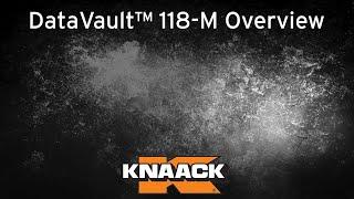 KNAACK® - DataVault 118-M Assembly