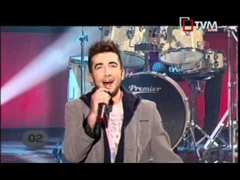 02 Kurt Calleja - Over and Over - Malta Eurovision Semifinal 2011