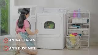 Speed Queen Home Dryer Indonesia 90s