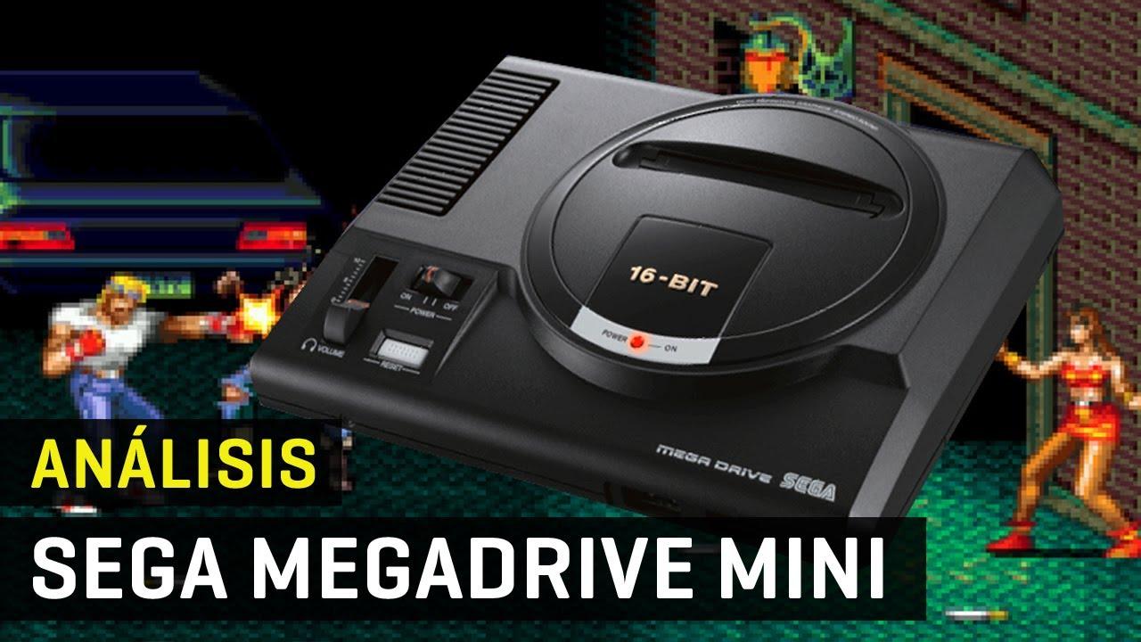 SEGA Mega Drive Mini - Análisis e Impresiones