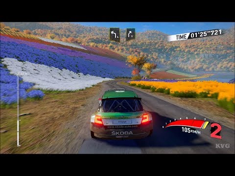 V-Rally 4 Gameplay (PC HD) [1080p60FPS]