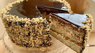 Невероятно нежный ТОРТ ЗВЕЗДНОЕ НЕБО Самый вкусный торт