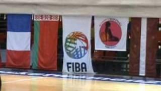 La selección española, en Liepaja thumbnail