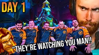 Method World First Players SHOCKED By Asmongold First Day Of MYTHIC The Eternal Palace Raid