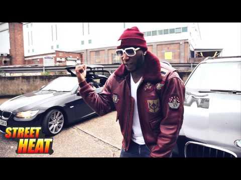 BMD aka Diggy Hustle - #StreetHeat Freestyle | Link Up TV