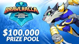 Brawlhalla World Championship Trailer 2019