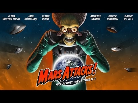 Mars Attacks (Trailer)