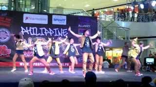 Groundzero HHI elimination at Davao City (Mindanao Leg)